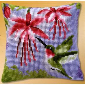 Набор для вышивки подушки Vervaсo PN-0008487 Колибри фото