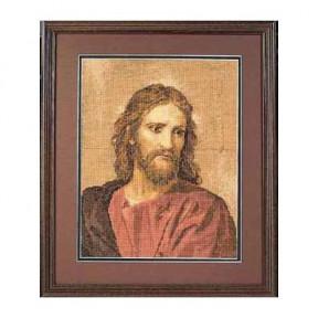 Набор для вышивания Bucilla 41644 Jesus Christ at 33 фото