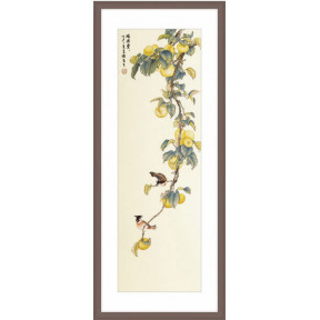 Набор для вышивки крестом XIU CRAFTS 2800111 Плодородие фото