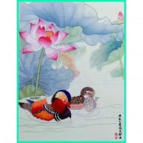 Набор для вышивки крестом XIU CRAFTS 2800109 Вечная любовь фото