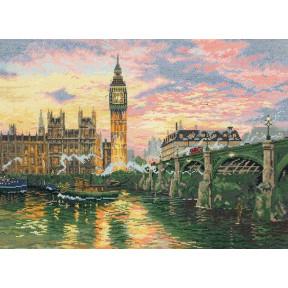 """Набор для вышивания Anchor MAIA 01173 """"London/Лондон """" фото"""