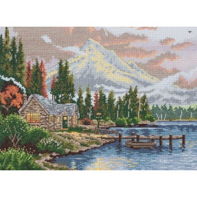 "Набор для вышивания Anchor MAIA 01174 ""Lakeside"