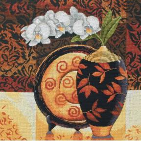 """Набор для вышивания Anchor MAIA 01228 """"Orquidea Linda"""