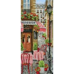 Набор для вышивания Anchor PCE0813  French City Scene/Французский город