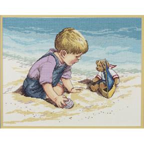 Набор для вышивания Janlynn 029-0057 Seashore Fun