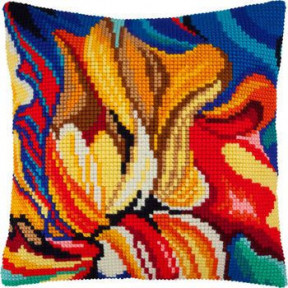 Набор для вышивки подушки Чарівниця Z-50 Гуашь