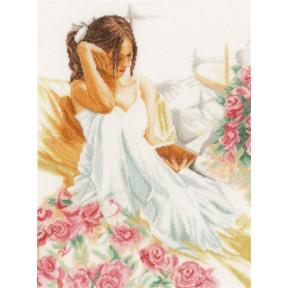 Набор для вышивания Lanarte PN-0150001 Момент чтения