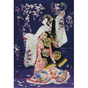 """Набор для вышивания Anchor MAIA 01186 """"Sagi No Mai"""" фото"""