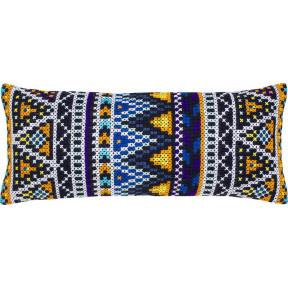 Набор для вышивки подушки Luca-S PB159 Подушка с синим узором