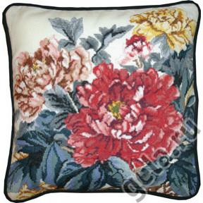 Набор для вышивки Candamar Designs 51573 Пионы фото