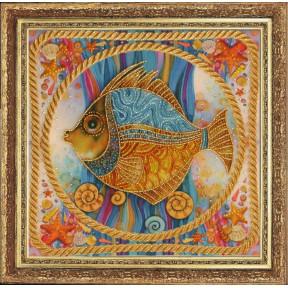 Набор для вышивания бисером Butterfly 628 Морская фантазия