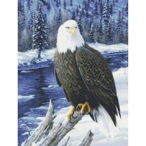 Набор для вышивания Kustom Krafts 97357 Eagle River фото