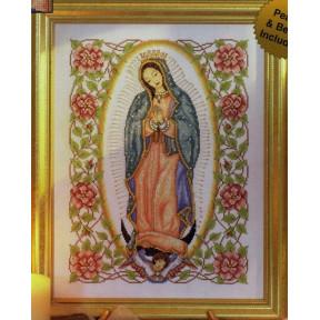 Набор для вышивания Design Works 2323 Our Lady (Пресвятая Дева