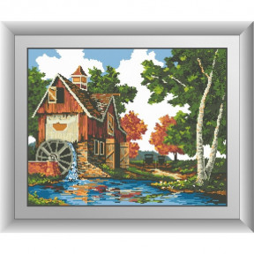 Набор для рисования камнями Dream Art. 30482 Мельница фото
