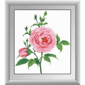 Набор для рисования камнями Dream Art. 30476 Нежная роза фото