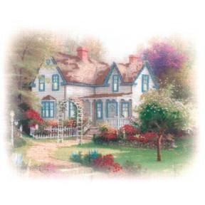 Набор для вышивки Candamar Designs 51436 Home Is Where the