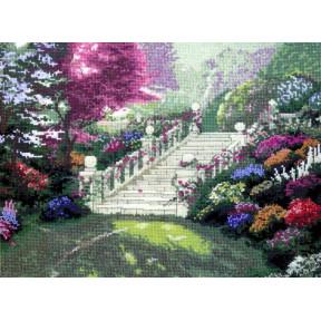 Набор для вышивки Candamar Designs 51639 Stairway to Paradice