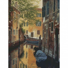 Набор для вышивки Candamar Designs 52415 Venetian Back Alley
