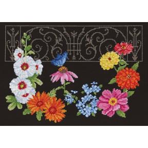 Набор для вышивания Janlynn 009-0200 Hidden Garden фото