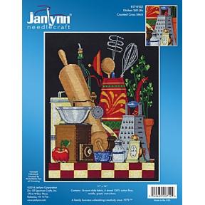 Набор для вышивания Janlynn 017-0105 Kitchen Still Life фото