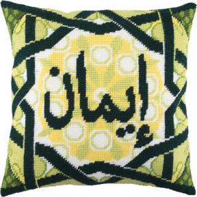 Набор для вышивки подушки Чарівниця V-188 Иман (вера) фото