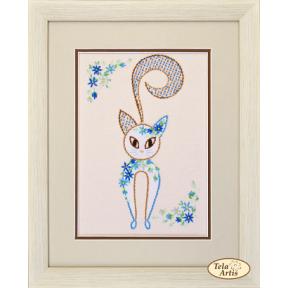 Набор для вышивания декоративные швы Tela Artis НШ-004