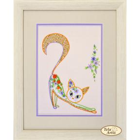 Набор для вышивания декоративные швы Tela Artis НШ-002