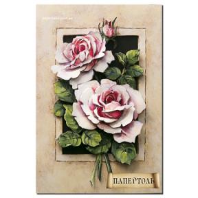 Картина из бумаги Папертоль РТ150028 Винтажные розы