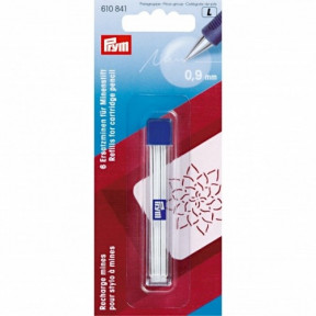 Запасные грифели для механического карандаша Prym 610841 фото