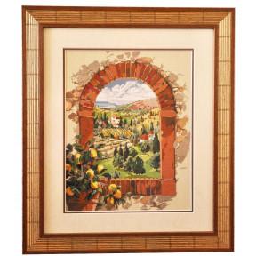 Набор для вышивания Janlynn 023-0244 Dreaming of Tuscany фото