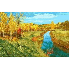 Набор для вышивания гобелен Goblenset G531 Золотая осень