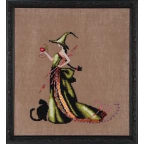 """Схема для вышивания """"Ana//Воспоминания"""" Nora Corbett NC207 фото"""