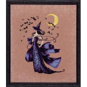 """Схема для вышивания """"Raven//Вороны"""" Nora Corbett NC222 фото"""