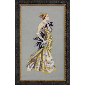 Схема для вышивания Mirabilia Designs MD115 Lady Alexandra фото