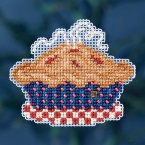 Набор для вышивания Mill Hill MH181625 American Pie фото
