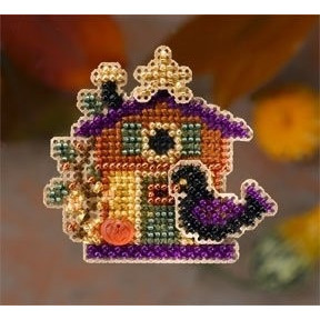 Набор для вышивания Mill Hill MH186203 Halloween House фото