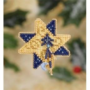 Набор для вышивания Mill Hill MH187305 Shining Star фото