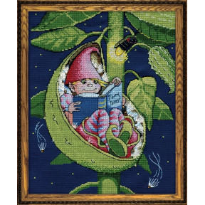 Набор для вышивания Design Works 3237 Bedtime Fairy фото