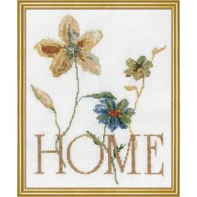 Набор для вышивания Design Works 2981 Home фото