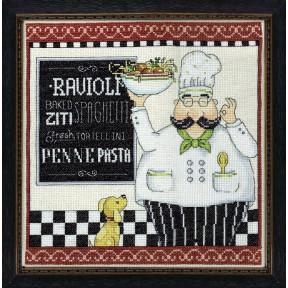 Набор для вышивания Design Works 2865 Pasta фото