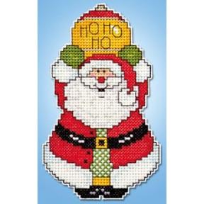 Набор для вышивания Design Works 559 Santa фото