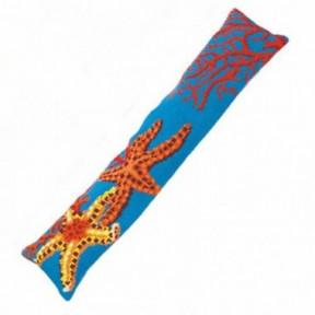 """Подушка для вышивания крестом Collection D'Art 5149 """"Etoile et"""