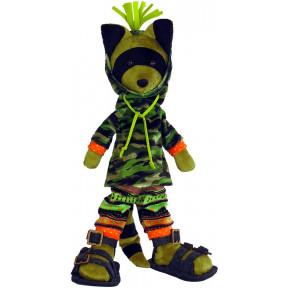 Набор для шитья мягкой игрушки ZooSapiens М3043 Енот Охотник