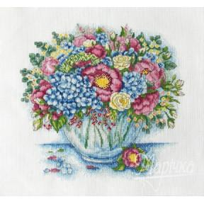 Набор для вышивания крестиком Марічка НКА-007 Любимый букет (по