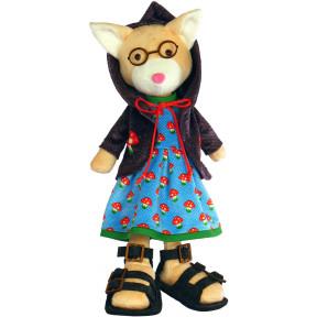 Набор для шитья мягкой игрушки ZooSapiens М3049 Киска Ириска