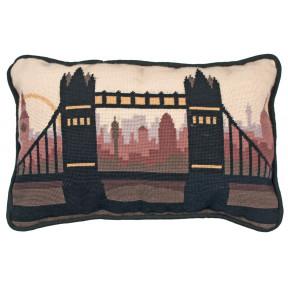 Набор для вышивания гобеленом Anchor ALR51 Лондон фото