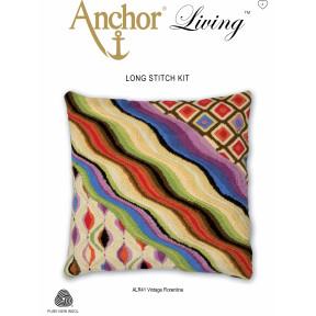 Набор для вышивания Long Stitch Anchor ALR41 Винтажный
