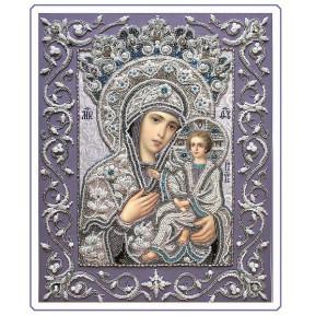 Набор для вышивания бисером Изящное Рукоделие БП-151 Богородица