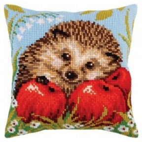 Подушка для вышивания крестом Collection D'Art 5271 фото