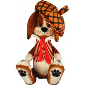 Набор для шитья мягкой игрушки ZooSapiens М4002 Бигль в кепке